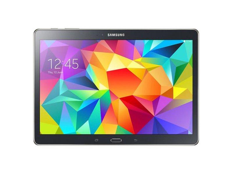 Samsung Galaxy Tab S 10.5 Wifi+4G Zwart