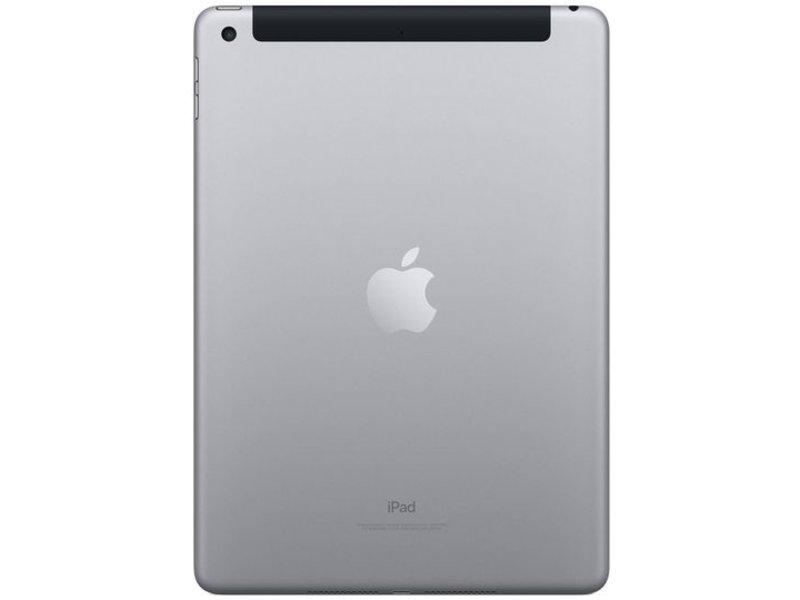 Apple iPad 2018 128GB Wifi+4G Grijs
