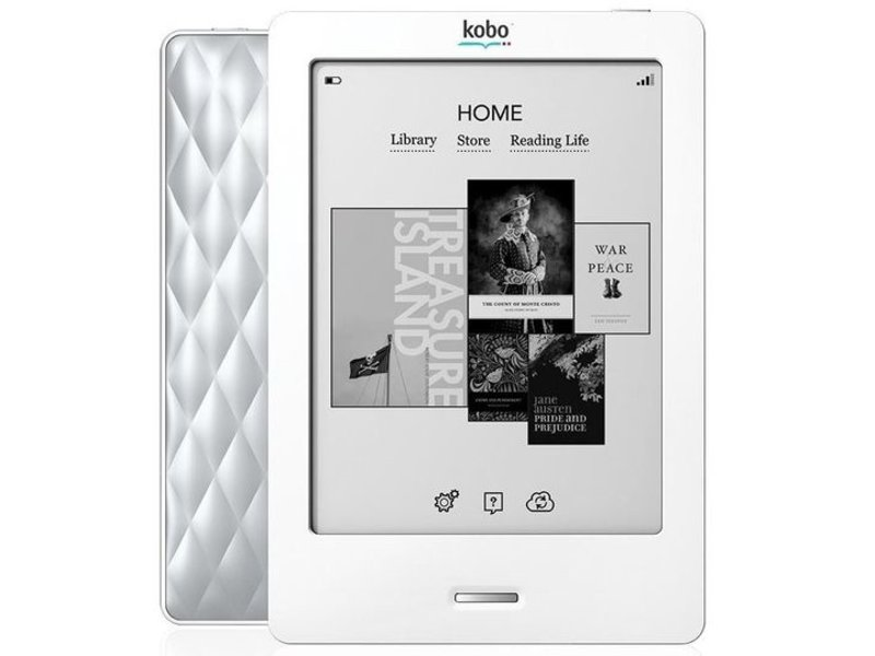Kobo Touch Zilver