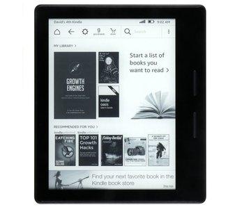 Kindle Oasis 8e Gen. 4GB Zwart