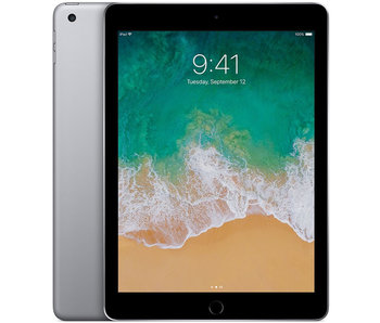 Apple iPad 2017 32GB Wifi + 4G Grijs