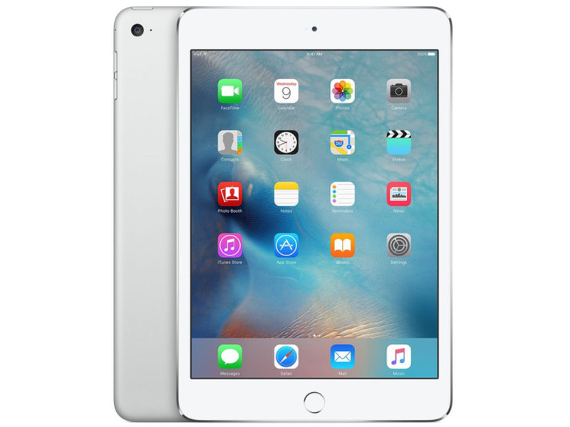Apple iPad Mini 4 64GB Wifi Zilver