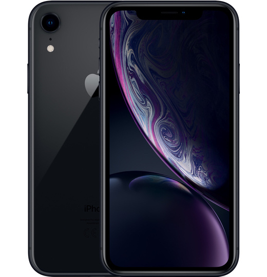 iPhone XR 64GB Zwart (2018)