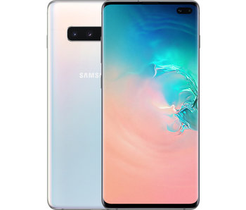Samsung Galaxy S10+ 128GB Wit