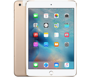 Apple iPad Mini 4 16GB Wifi+4G Goud