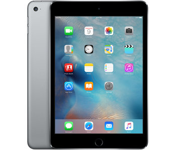 Apple iPad Mini 4 16GB Wifi+4G Grijs