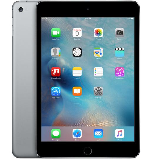 Apple iPad Mini 4 16GB Wifi+4G Grijs