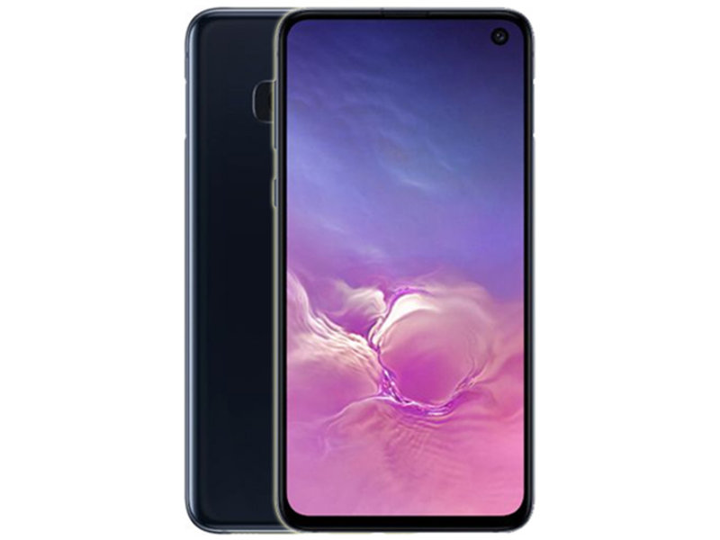Samsung Galaxy S10e 128GB Dual Sim Zwart