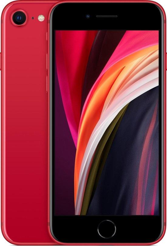 Apple iPhone SE 64GB (rood)