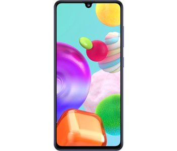 Samsung Galaxy A41 Dual Sim 64GB Blauw