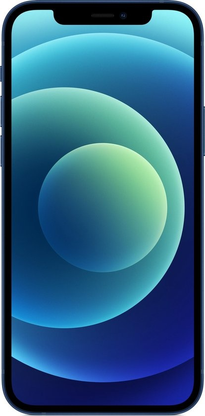 Apple iPhone 12 64 GB Blauw