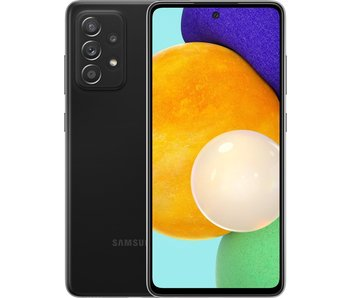 Samsung Galaxy A52 5G Dual Sim 128GB Zwart