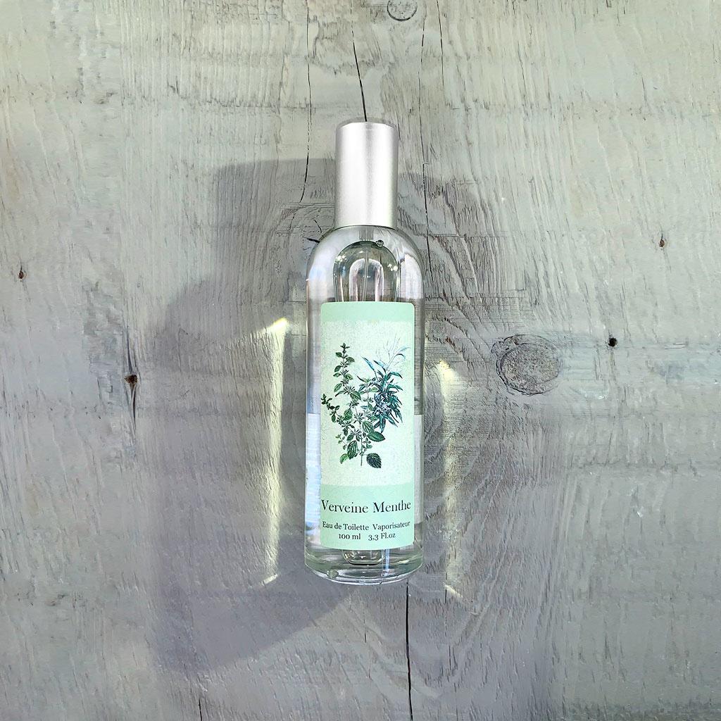 """Eau de Toilette """"Verveine Menthe"""", 100ml, Provence et Nature"""