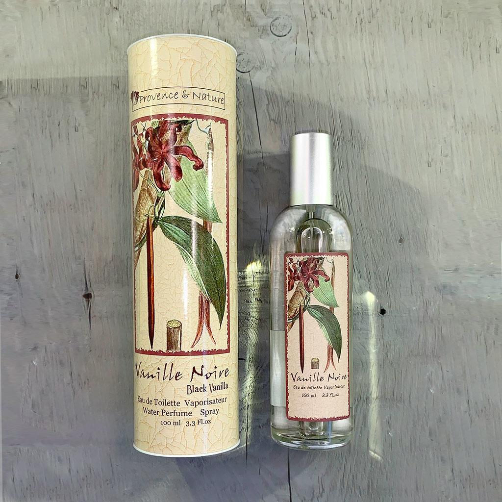 """Eau de Toilette """"Vanille Noir"""", 100ml, Provence et Nature"""