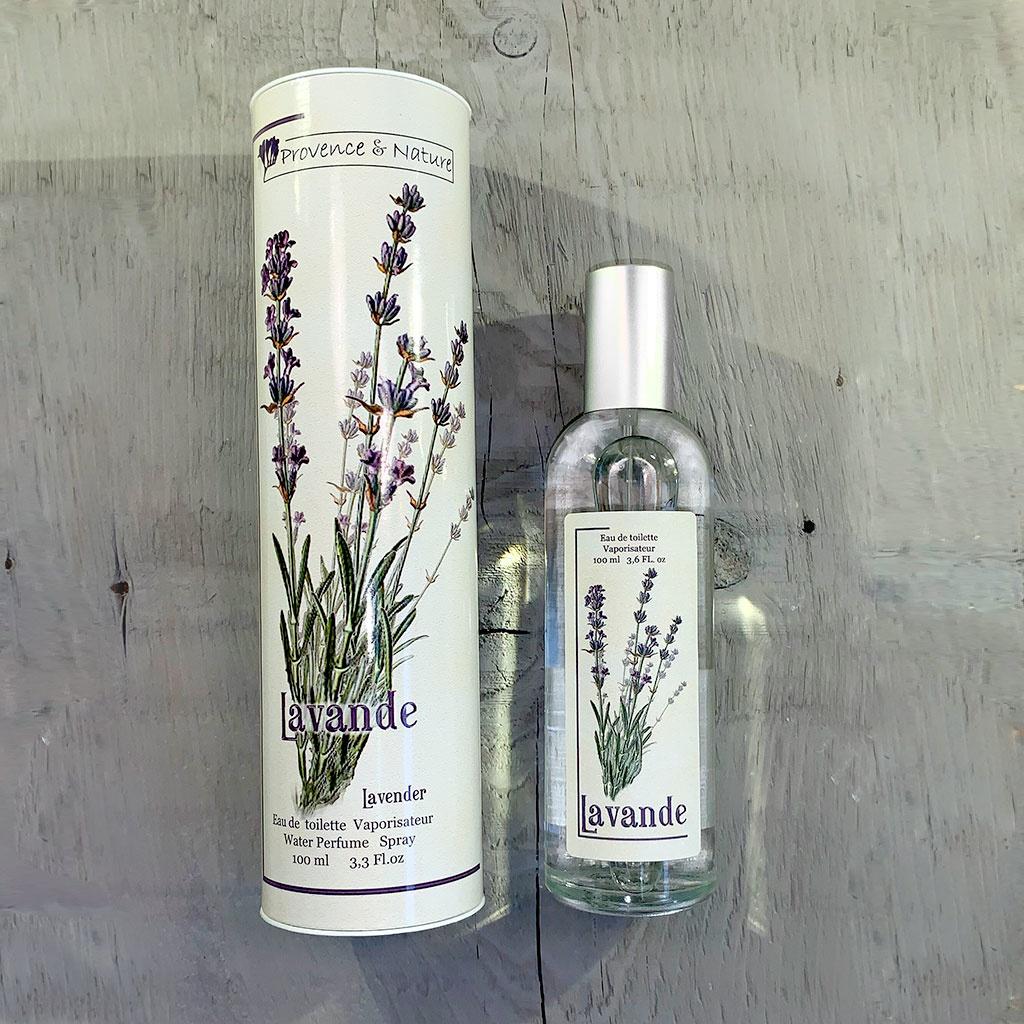 """Eau de Toilette """"Lavendel"""", 100ml, Provence et Nature"""