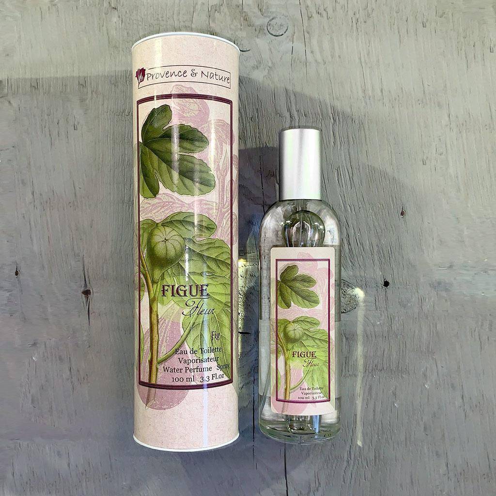 """Eau de Toilette """"Figues"""", 100ml, Provence et Nature"""