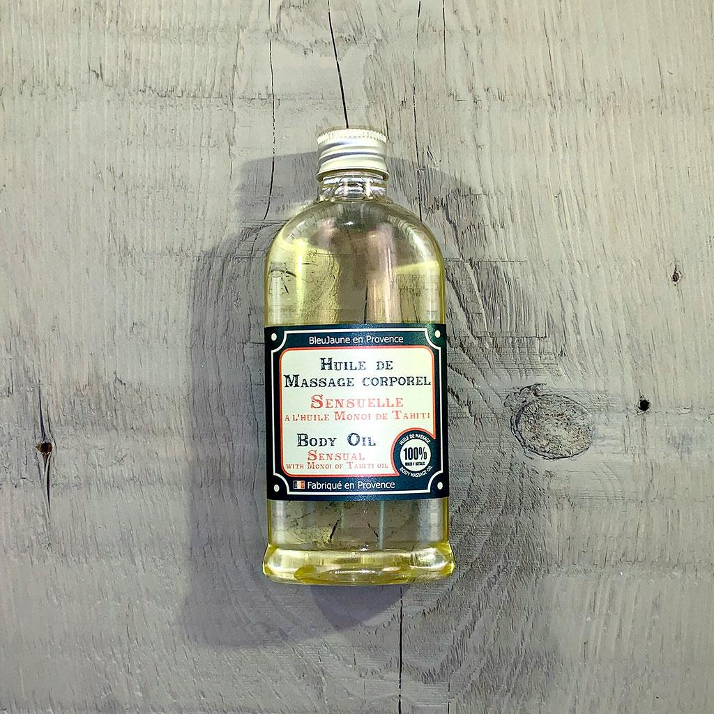 """Körperöl """"Sensuelle"""" mit Monoi-Öl, 100ml"""