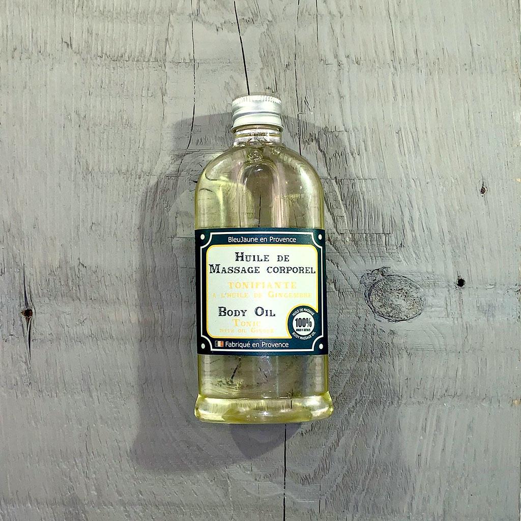 Körperöl mit Ingwer-Öl, 100ml