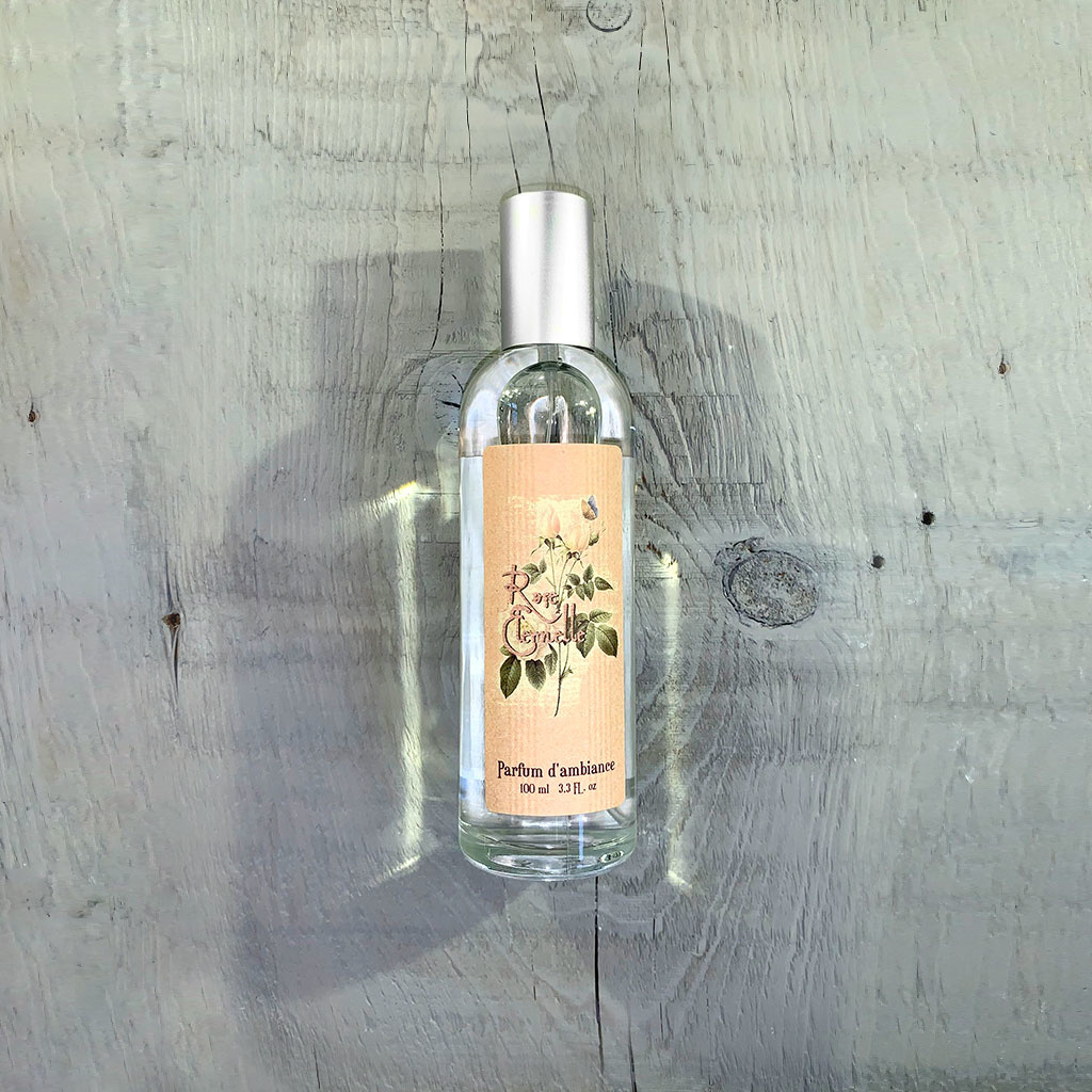 """Raum- und Wäscheduft """"Rose"""", 100ml, Provence et Nature"""