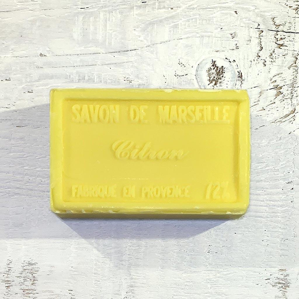 """Seife """"Zitrone"""" 100 g, Savon de Marseille """"Citron"""""""