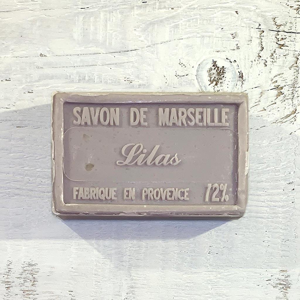 """Seife """"Flieder"""" 100 g, Savon de Marseille """"Lilas"""""""