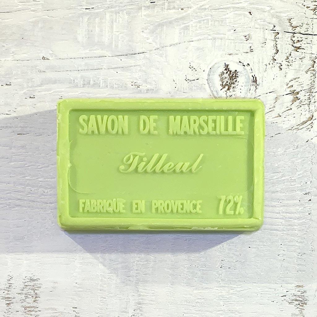 """Seife """"Lindenblüte"""" 100 g, Savon de Marseille """"Tilleul"""""""