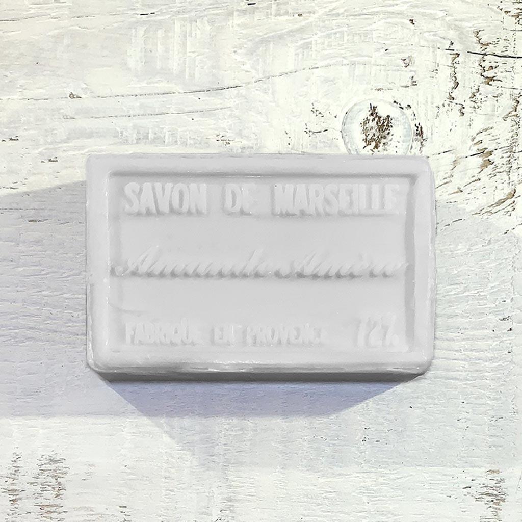 """Seife """"Mandel"""" 100 g, Savon de Marseille """"Amande Amere"""""""