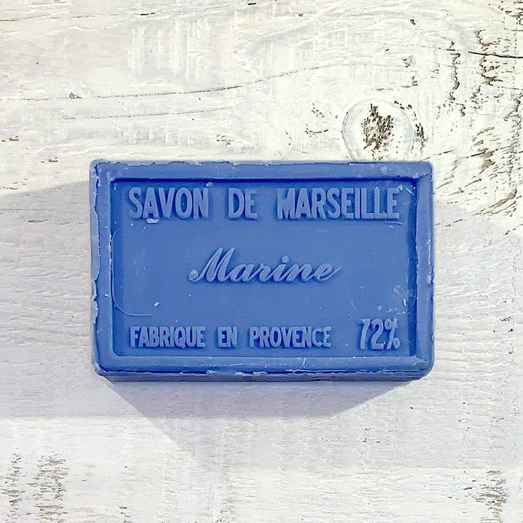 "Seife ""Meeresbrise"" 100 g, Savon de Marseille ""Marine"""