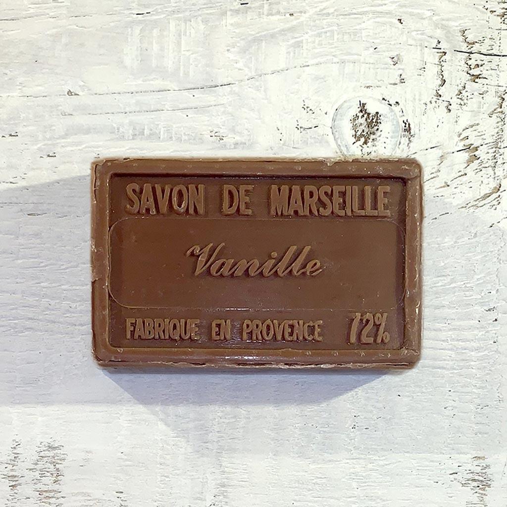 """Seife """" Vanille"""" 100 g, Savon de Marseille Vanille"""