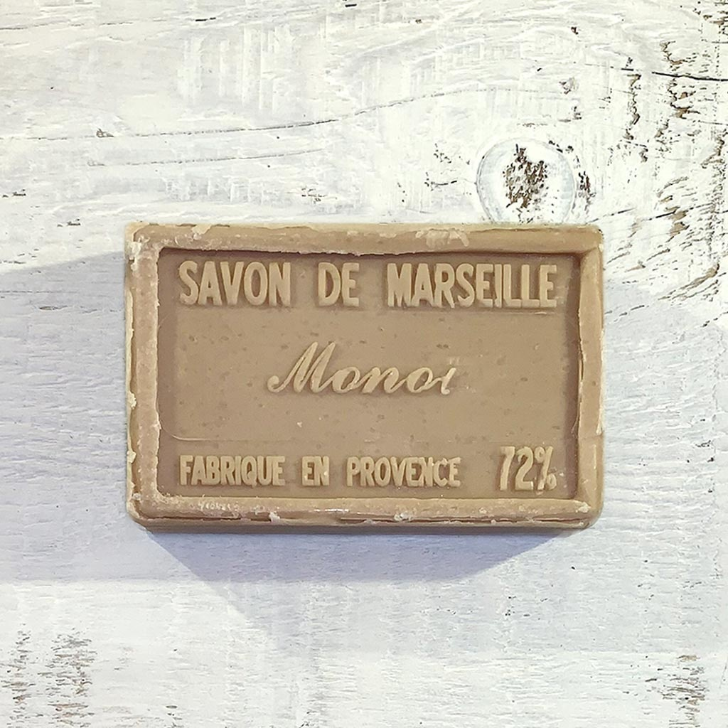 """Seife """"Monoi"""" 100 g, Savon de Marseille """"Monoi"""""""