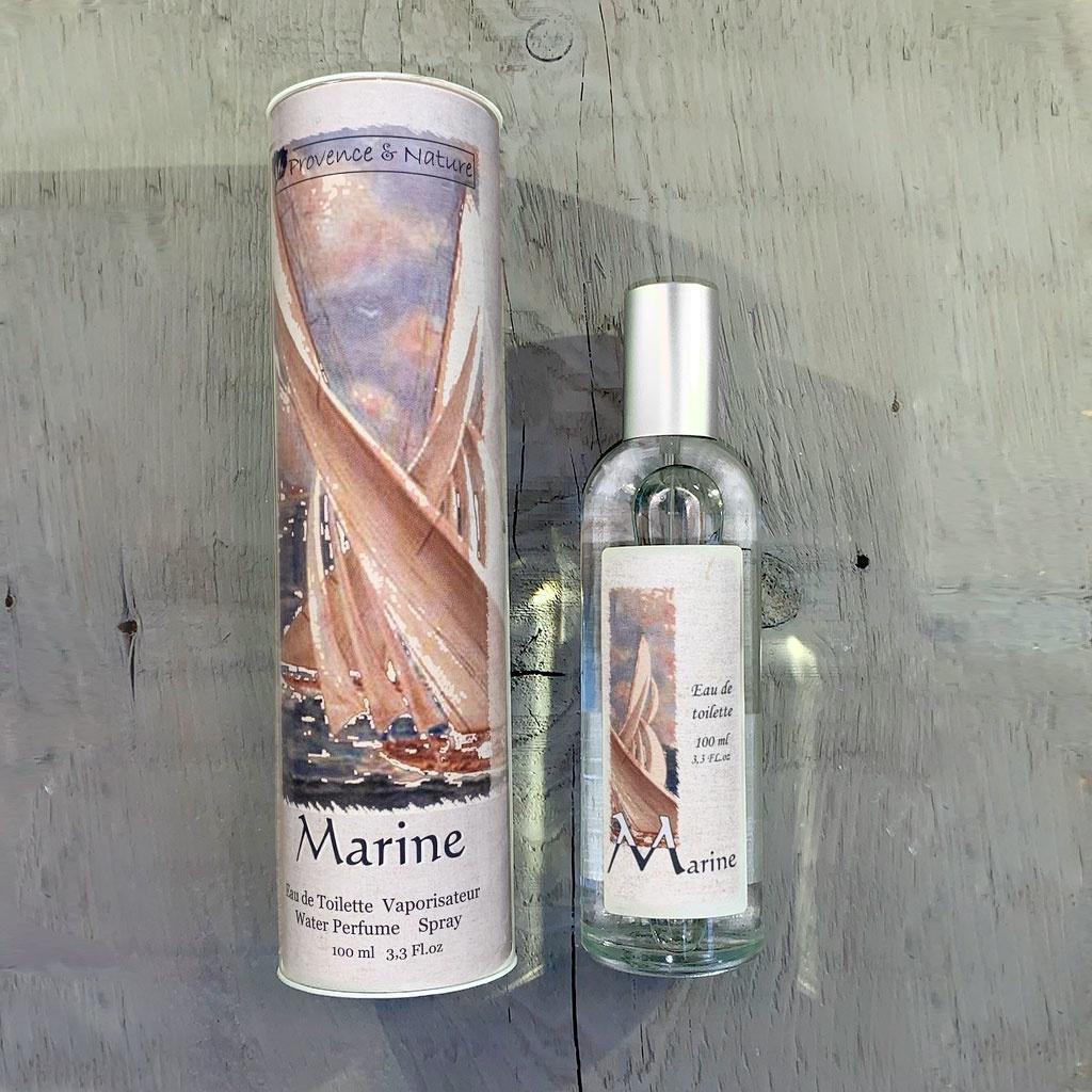 """Eau de Toilette """"Marine"""", 100ml, Provence et Nature"""
