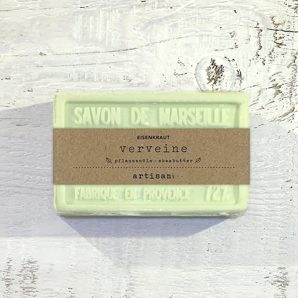 """Naturseife  """"Verveine """" 100 g, Savon de Marseille Seife Verveine"""