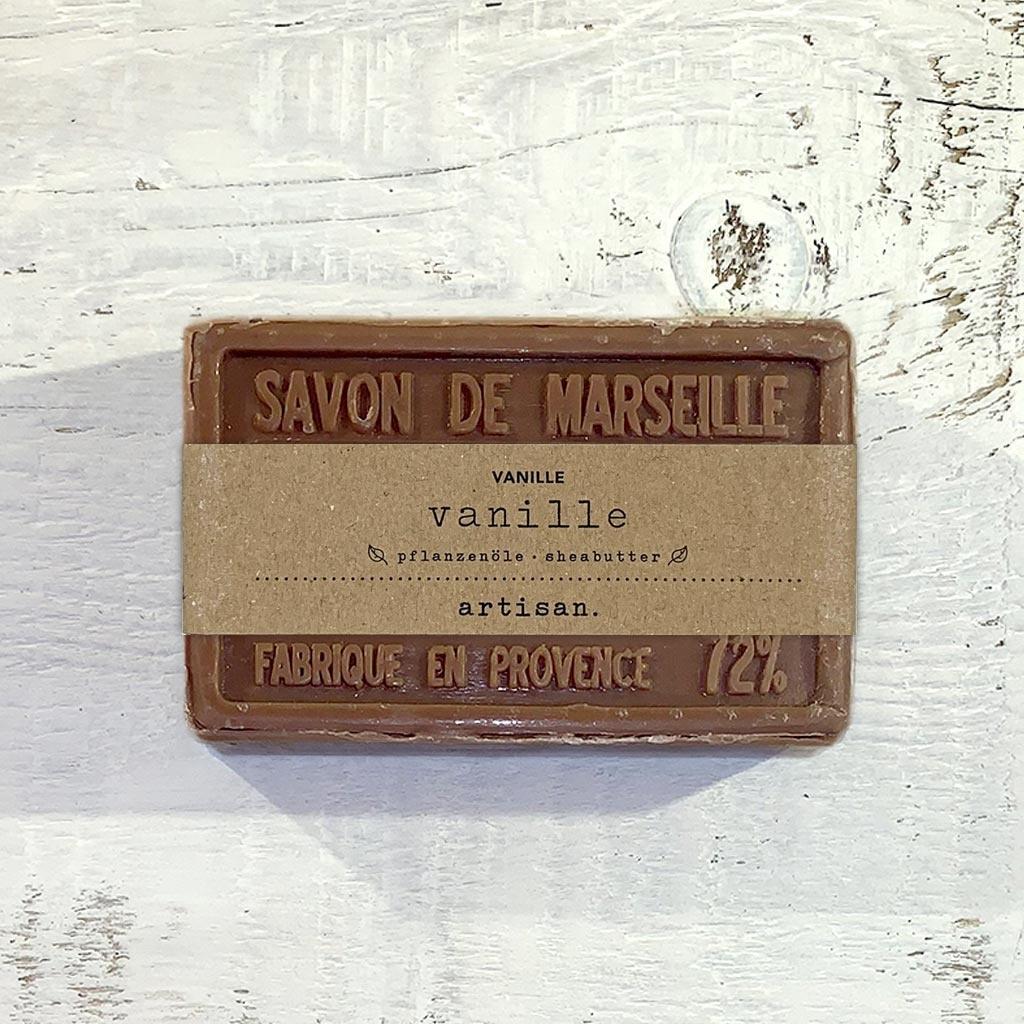 """Naturseife """" Vanille"""" 100 g, Savon de Marseille Seife Vanille"""