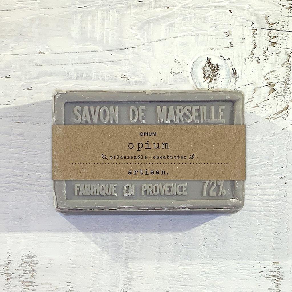 """Seife """"Opium"""" 100 g, Savon de Marseille """"Opium"""""""