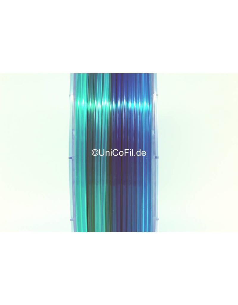 PLA Blue Green