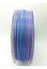 Silky blue-purple pastell