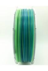 Blau Hellgrün