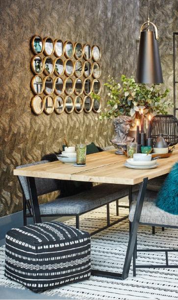 Lifestyle Mechelen dining table