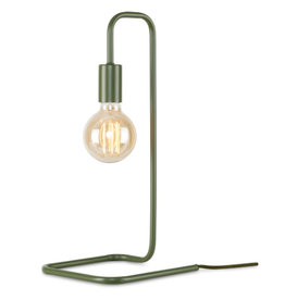It's About ROMI London table lamp olive green