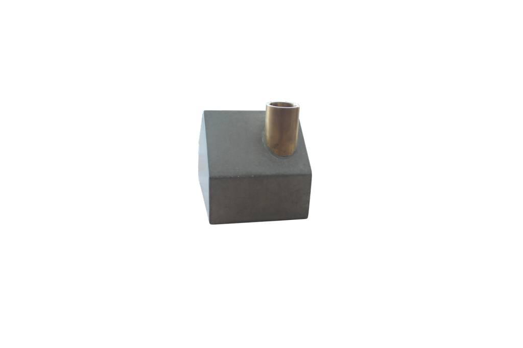 Muubs Huisje beton met kaarsenhouder