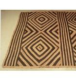 ML Fabrics Chain jute rug 170x240