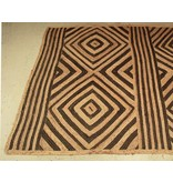 ML Fabrics Kette Jute Teppich 170x240