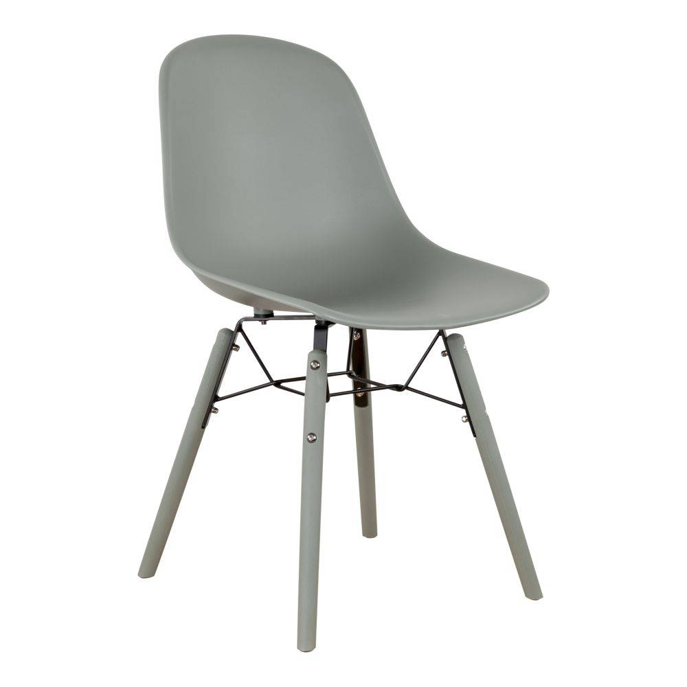 Pracht Label Ole dining chair moss gray