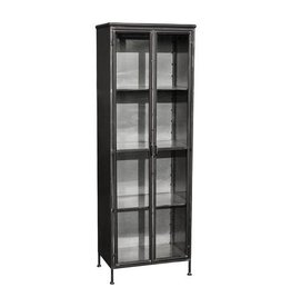 PTMD Simple metal high cupboard
