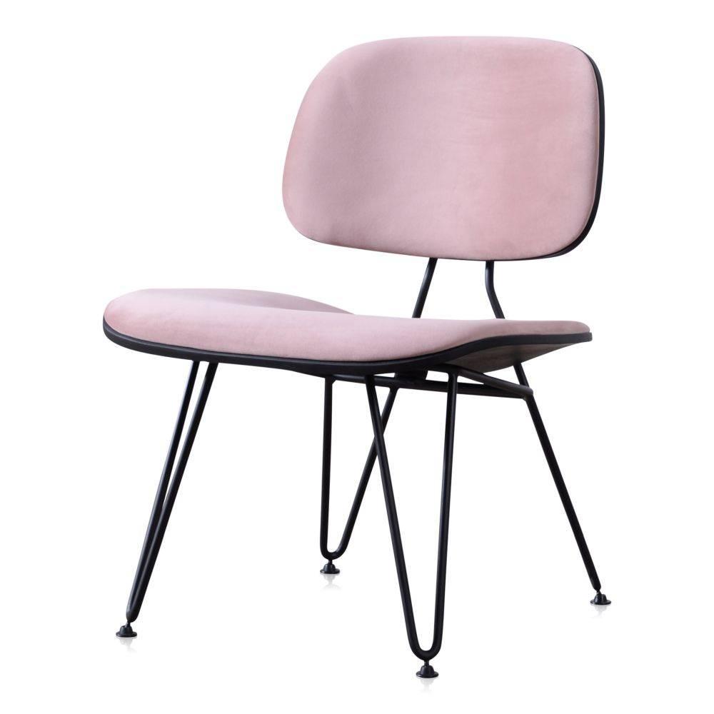 Pracht Label Lounge chair Elin pink