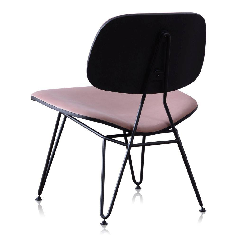 Pracht Label Lounge chair Elin pink