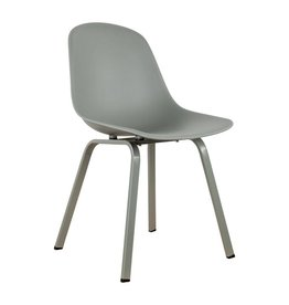 Pracht Label Dining chair Tess mosgrey