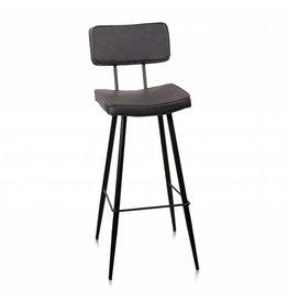 Pracht Label Bar chair Jeroen black