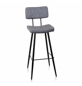 Pracht Label Bar chair Jeroen gray