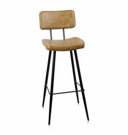 Pracht Label Bar chair Jeroen brown